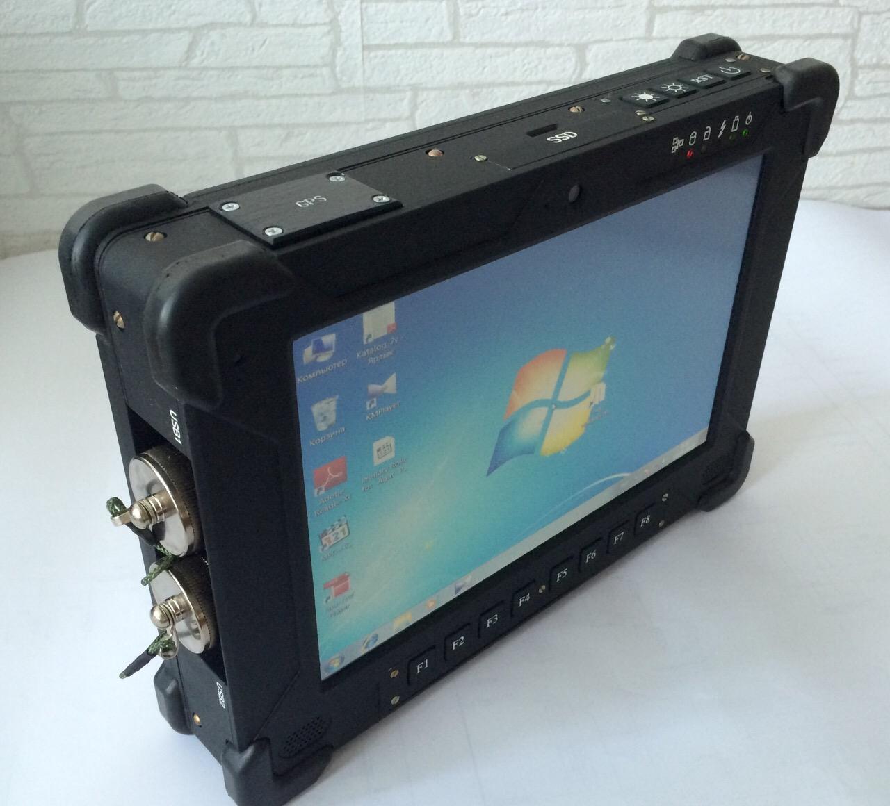 Danaks Uab Rugged 10 1 Military Grade Tablet